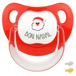 Chupete Baby Deco Bon Nadal...
