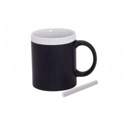 Taza Pizarra de cerámica,...