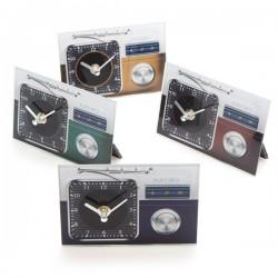 Reloj vintage de cristal...